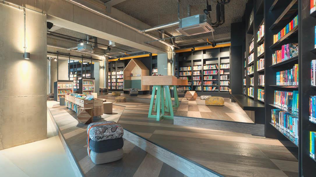 bibliotheek Kerkrade